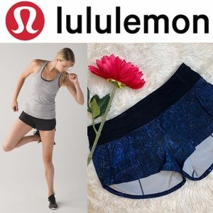 Lululemon Speed Short *4-way Stretch 6